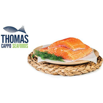 Tasmanian Atlantic Salmon skin on - 2 per pack