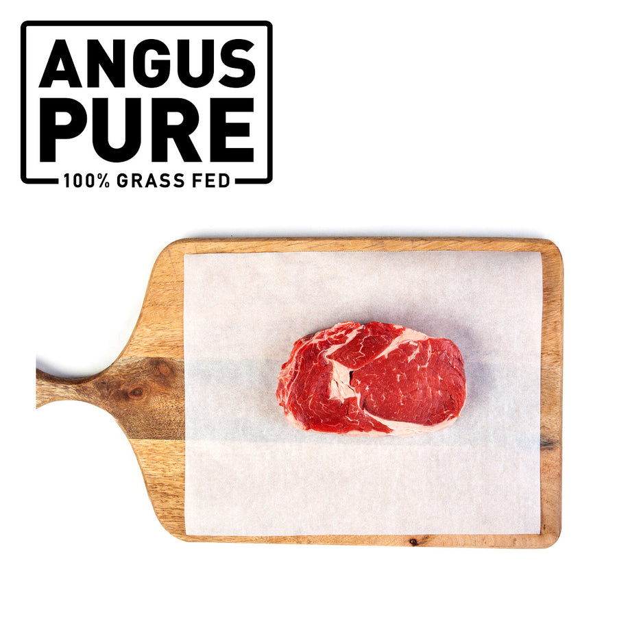 Angus Pure Grass Fed Scotch Fillet Steaks (4 x 200g)