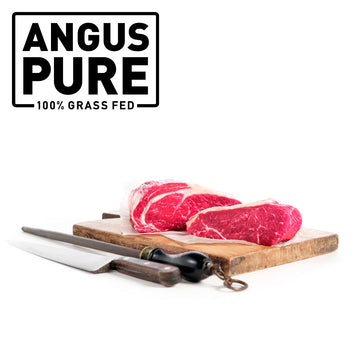 Angus Pure Grass Fed Striploin Whole (3.5 - 4kg)