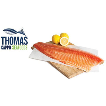 Fresh Salmon Side (1.2kg - 1.6kg)
