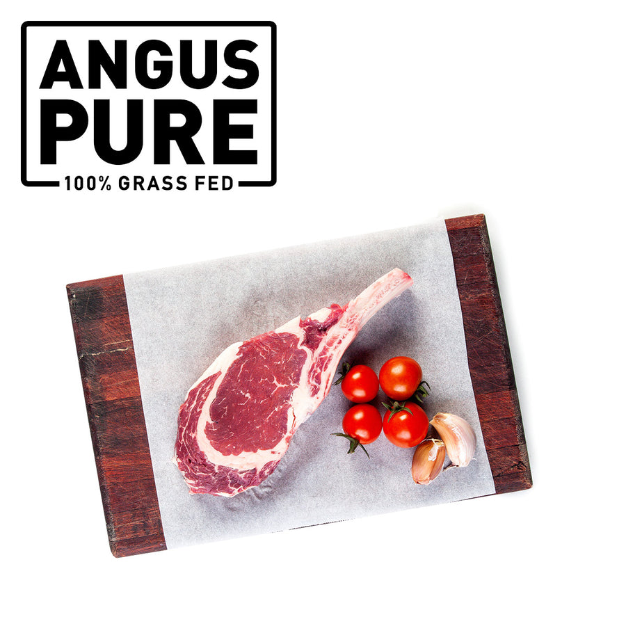 Angus Pure Tomahawk Steak (1.1-1.3kg)