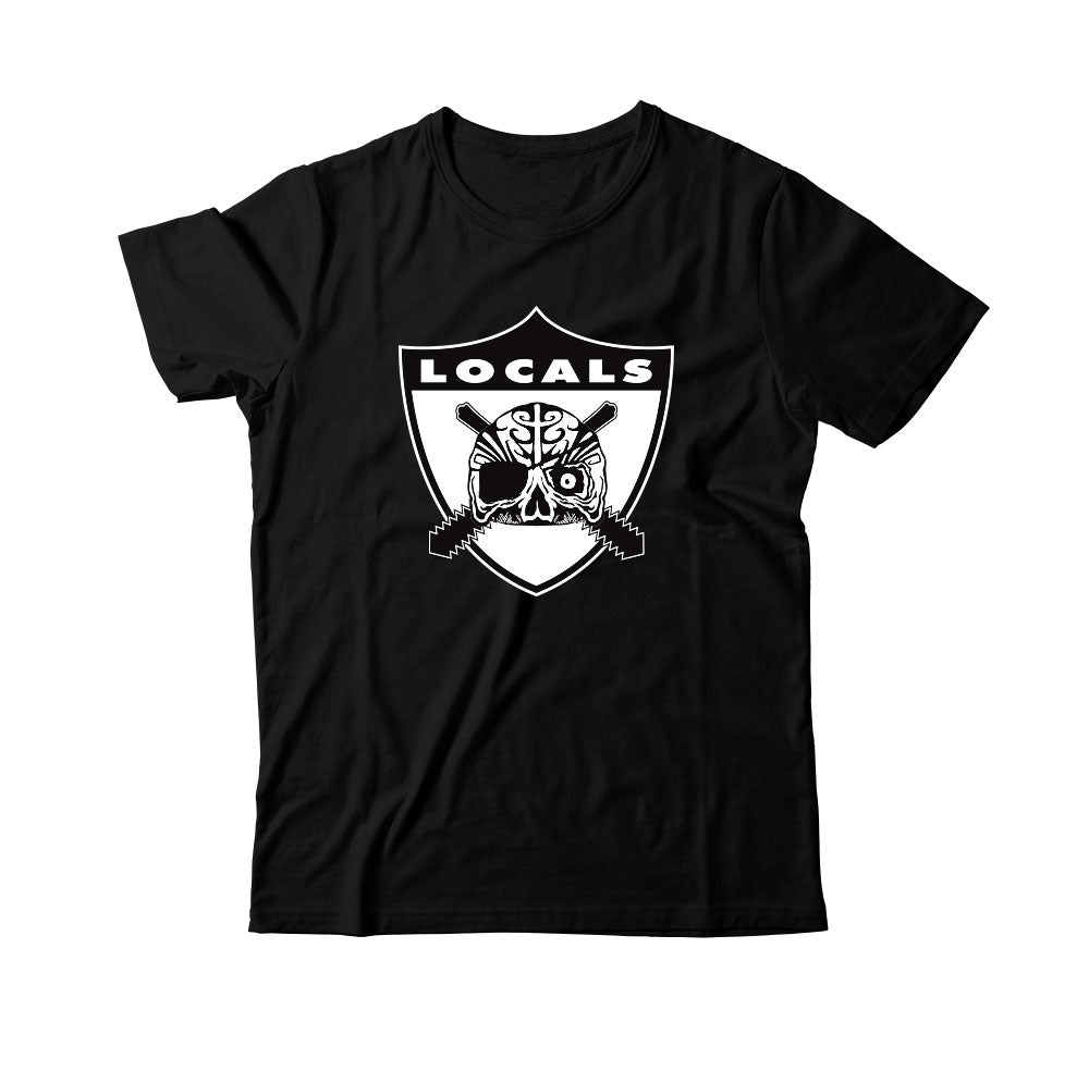 Local Roots Beware of Locals T-shirt