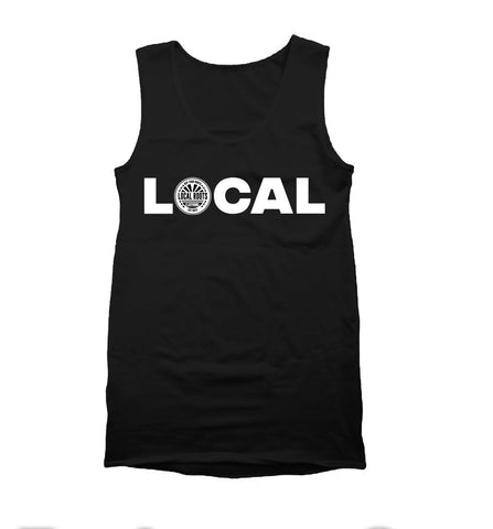 Local Roots Bold Mens Tank Top