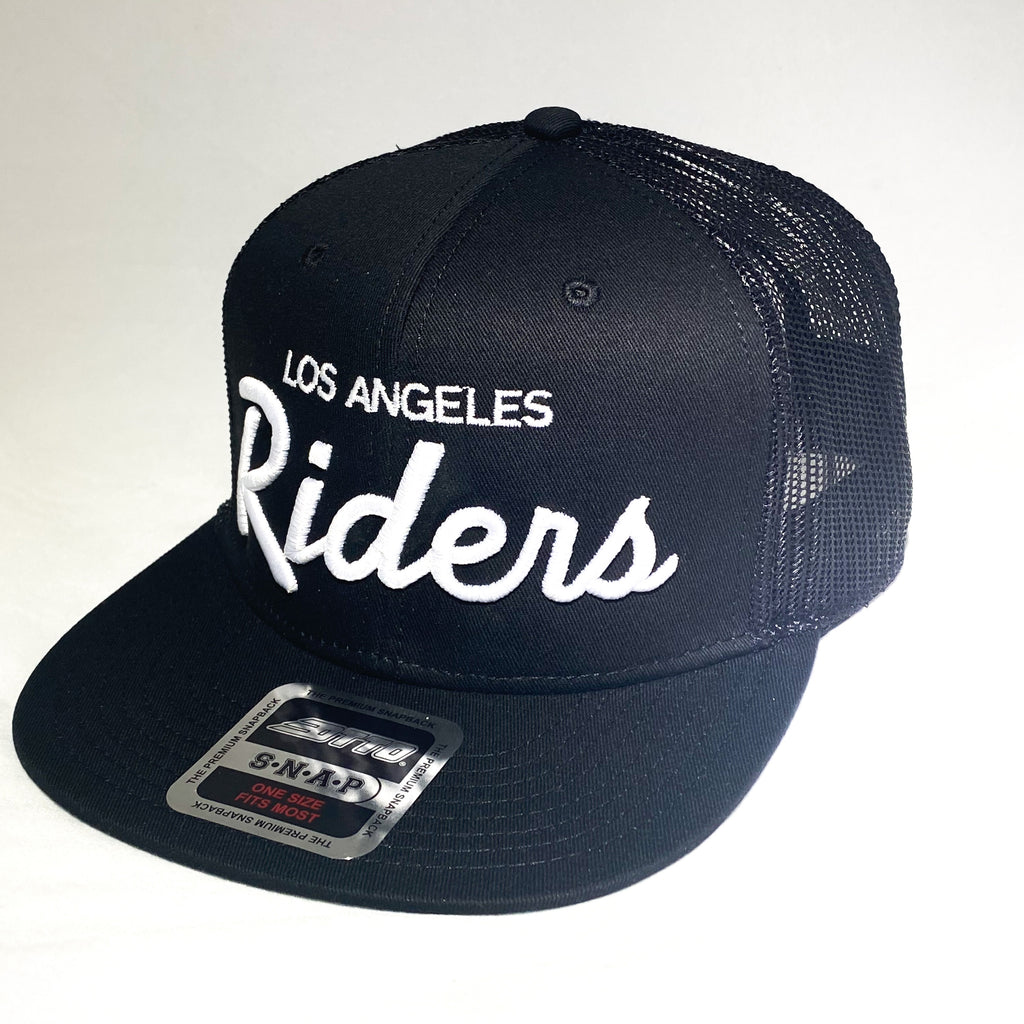 LA Riders TRUCKER hat
