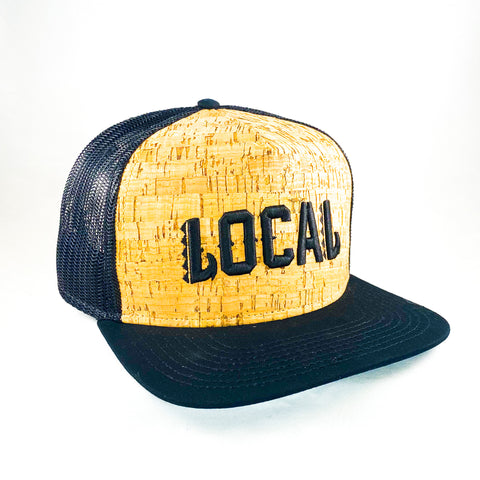 Local Roots Makau Snap Back Cork