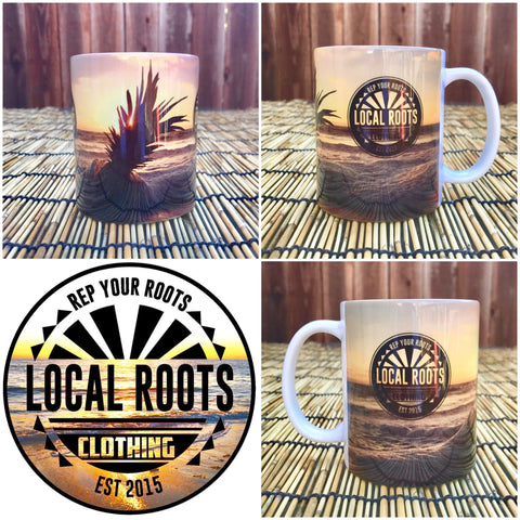 Local Roots Aloha Friday Coffee Mug