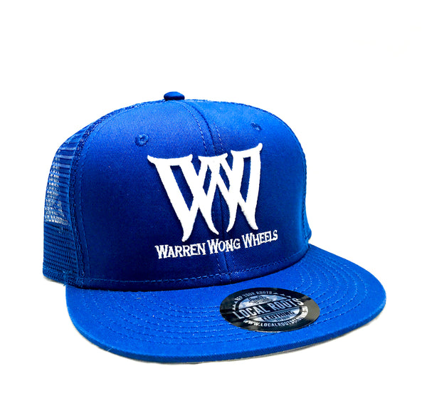 Local Roots X Warren Wong Trucker Hat