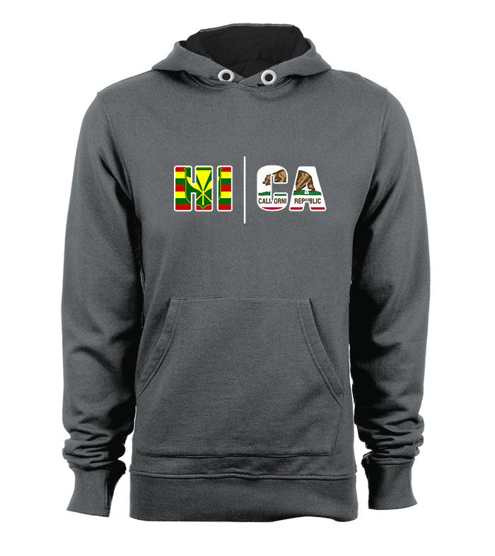Local Roots HICA Flag Hoodie