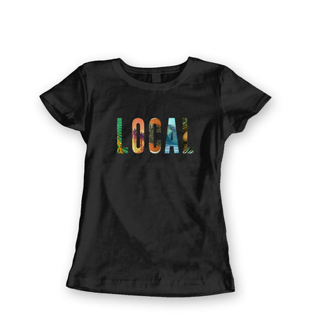 Local Roots Women's Good Stuff T-shirt