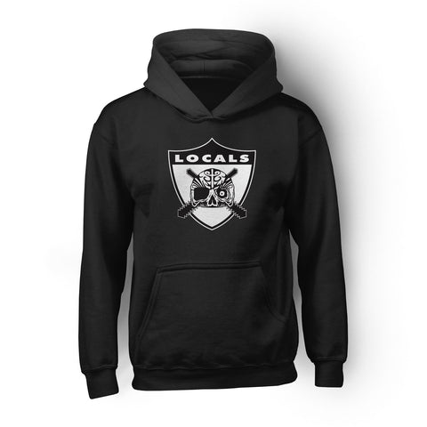 Local Roots Beware of Locals Hoodie