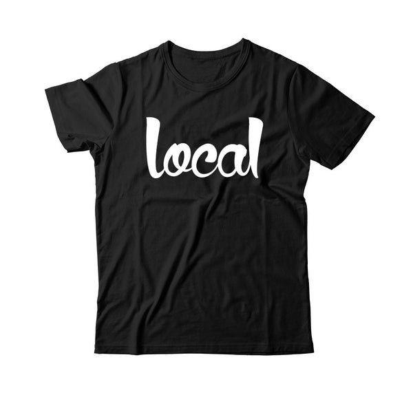 Local Roots Youth Script 2.0 T-shirt