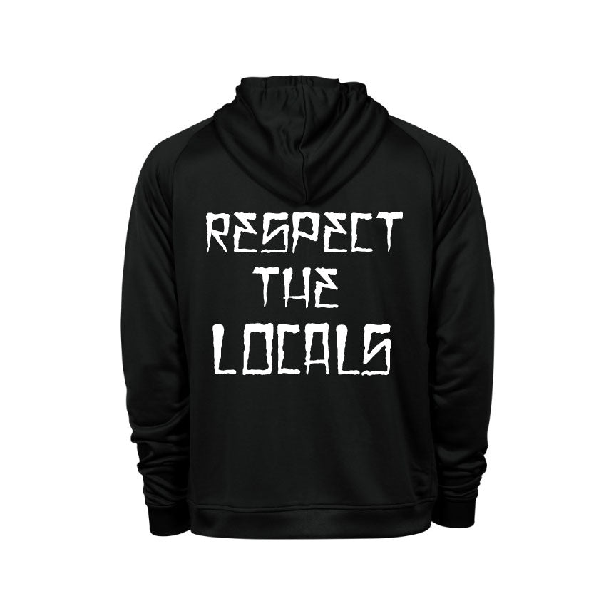 Local Roots Respect Hoodie
