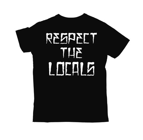 Local Roots Respect T-shirt