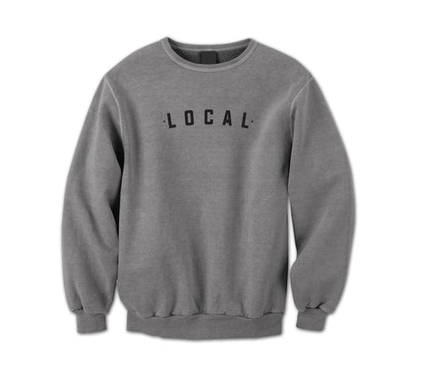 Local Roots Simple Crewneck
