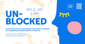 UNBLOCKED: Design Week Portland Panel