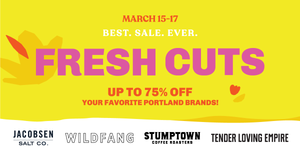 FRESH CUTS: A Retail Collective Sale