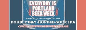 PDX Beer Week Tasting Event