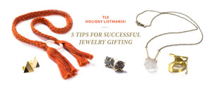5 Tips for Successful Jewelry Gifting