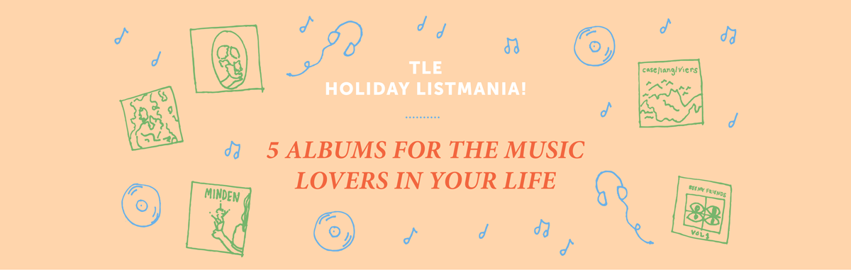 5 Albums for the Music Lovers in Your Life