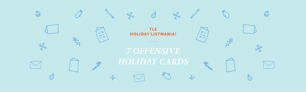 7 Offensive Holiday Cards
