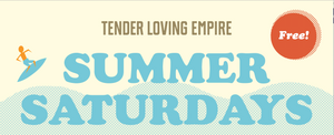 Summer Saturdays: Free Workshops + Demos at West End