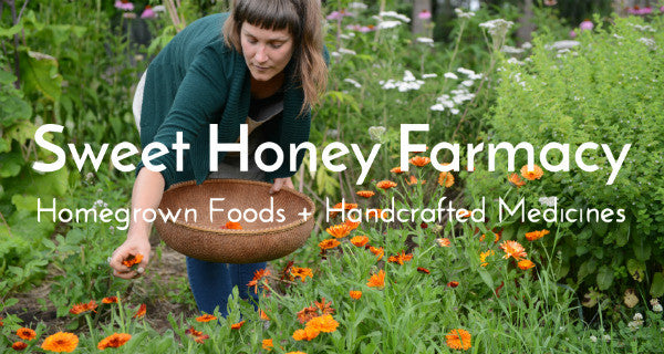 Sweet Honey Farmacy at Tender Loving Empire