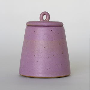 Lidded Sugar Jar