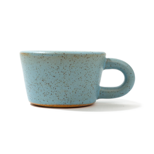 Small Flared Mug - Baby Blue