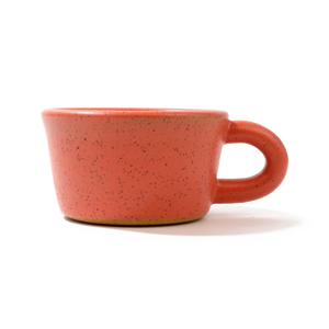 Small Flared Mug - Coral Satin