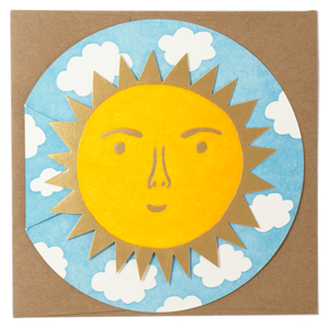 Phoebe Wahl: Sunshine Card