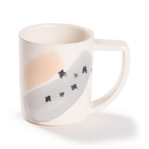 Brush Strokes Mug