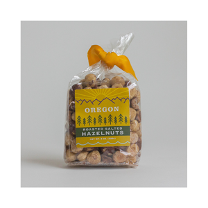 Roasted Salted Hazelnuts (8 oz)