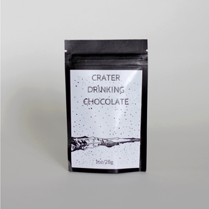 Crater Drinking Chocolate