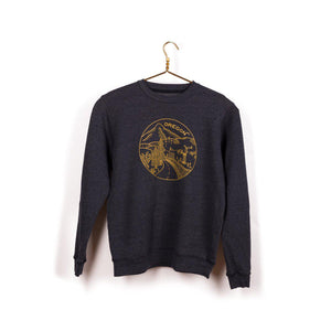 Scenic Route Crewneck by Tender Loving Empire