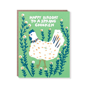 Spring Chicken Birthday