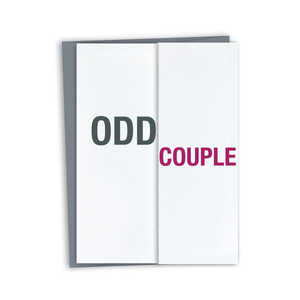 Odd Couple Card