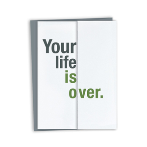 Life Over Card