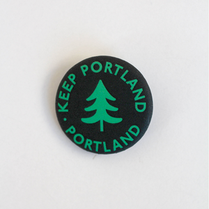 Keep Portland Portland Button