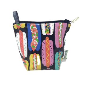 Reusable Zipper Bag - Sandwich