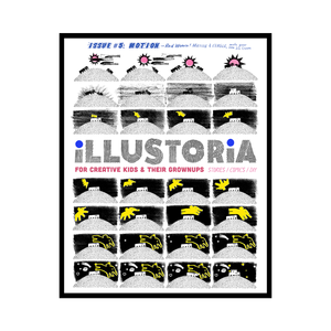 Illustoria Magazine