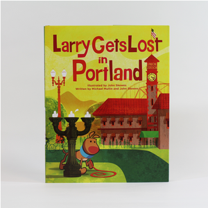 Larry Gets Lost in Portland