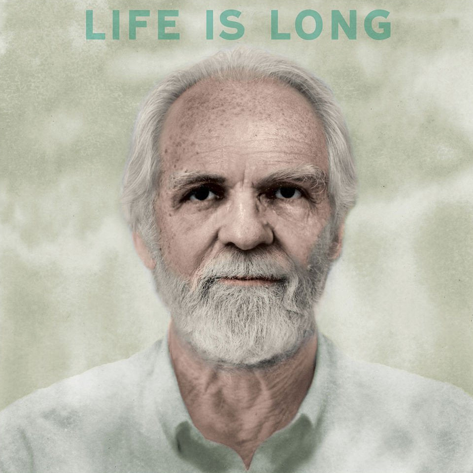 Jared Mees: Life is Long (Preorder - Ships 4/21)
