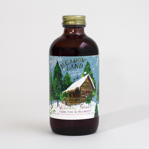 Simple Syrup 8oz.