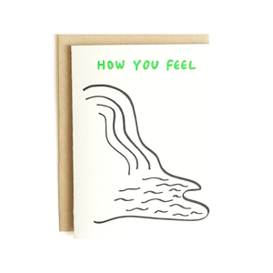 How You Feel Card