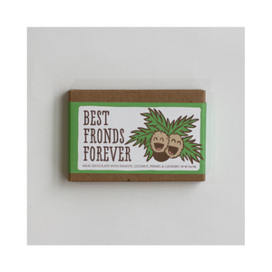 Best Fronds Forever Chocolate Bar