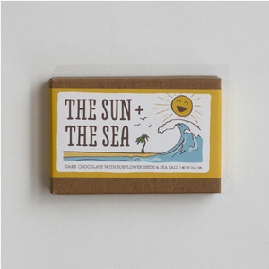 Sun and the Sea Chocolate Bar