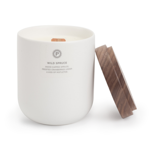 Penrose Ceramic Candle