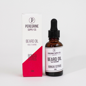 Peregrine Beard Oil