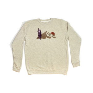 Mountain Topo Crew Sweater