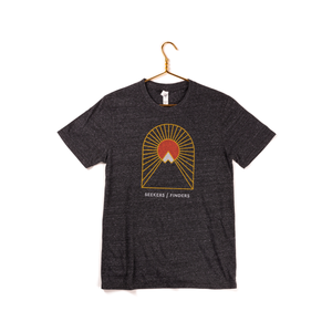Mountain Sunrise Unisex Shirt